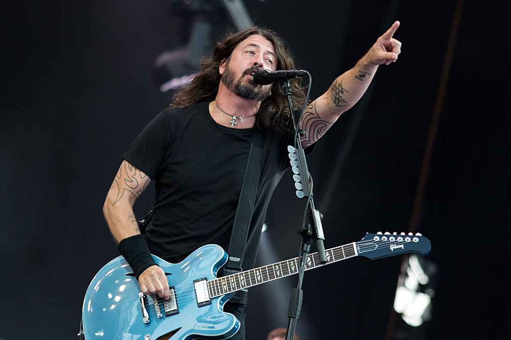 Foo Fighters_ (2) - Bildquelle: ProSieben