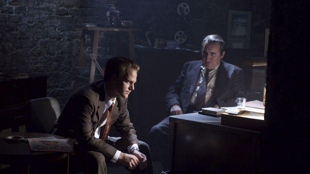 Es ist Januar 1954 in West-Berlin: Der CIA-Agent Harvey Torrit (Alfred Molina...