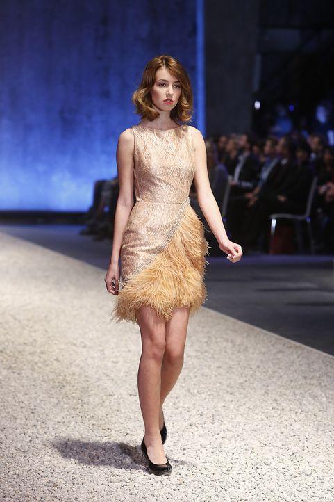 GNTM-Stf10-Epi03-Fashionshow-58-ProSieben-Richard-Huebner - Bildquelle: ProSieben/Richard Huebner