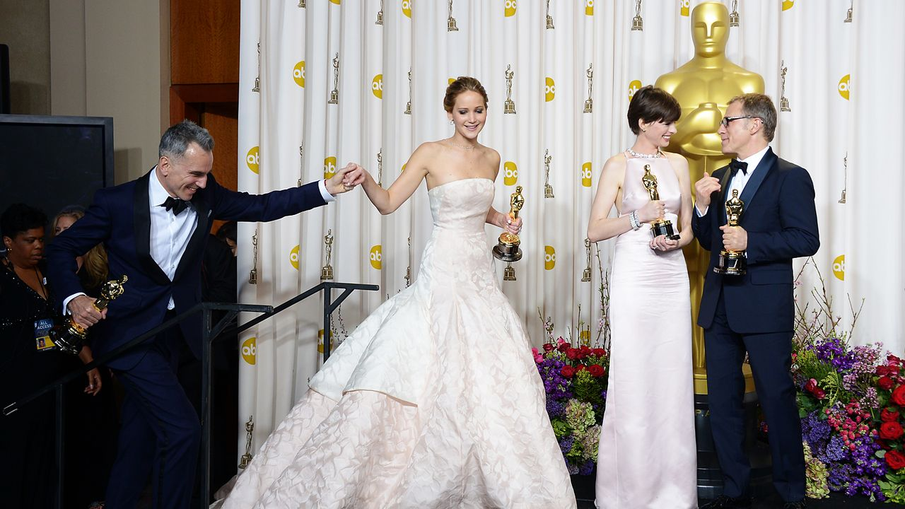 Oscars-Gewinner-130224-12-getty-AFP - Bildquelle: getty-AFP