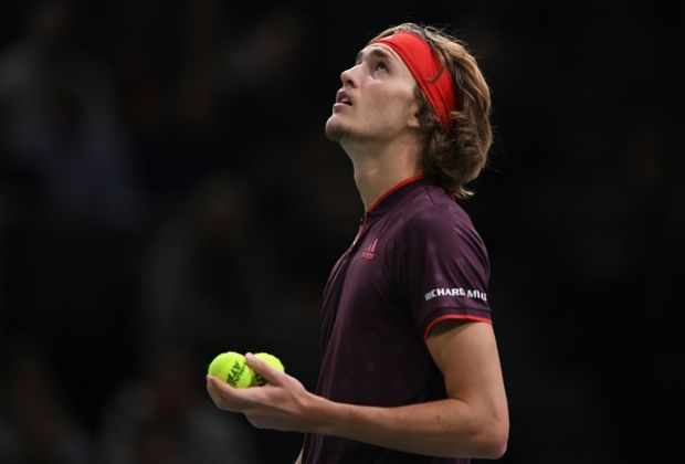 Zverev ist in einer Gruppe mit Top-Favorit Roger Federer