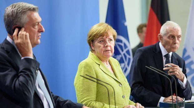 Merkel mit neuen Erkenntnissen zur Flüchtlingskrise