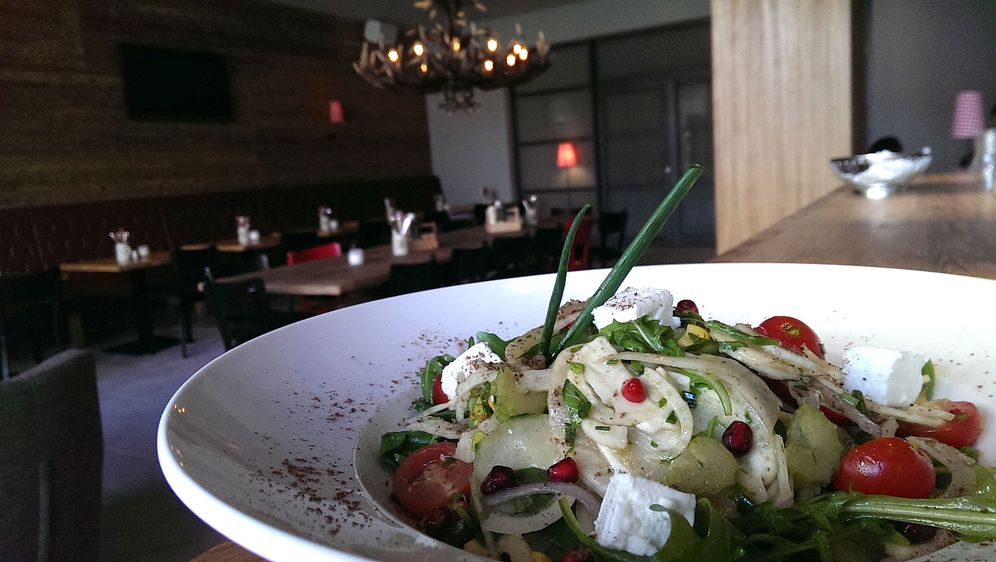 Fenchel-Feta-Salat