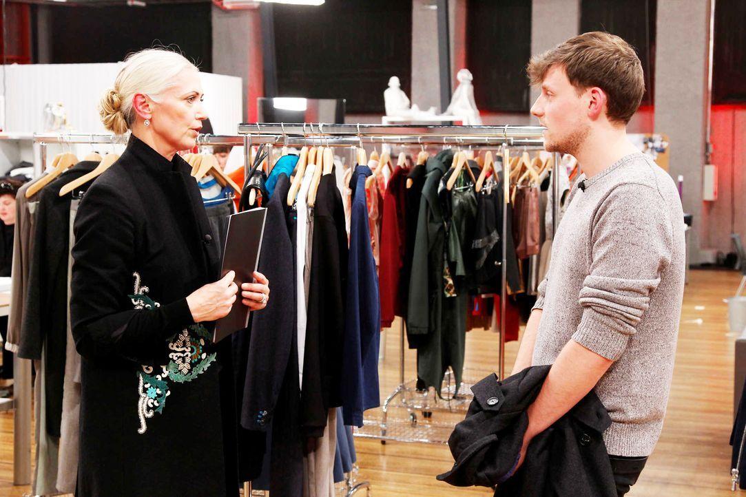 Fashion-Hero-Epi06-Atelier-08-Richard-Huebner - Bildquelle: Richard Huebner