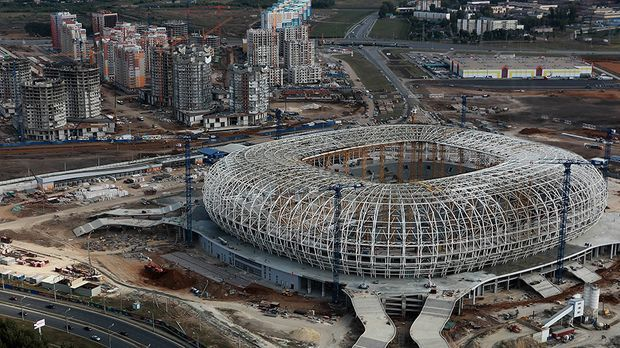 10. Mordwinien-Arena (Saransk)