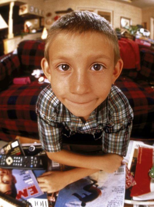 (1. Staffel) - Dewey (Erik Per Sullivan) hat es als jüngster von vier Brüdern nicht immer leicht. - Bildquelle: TM +   2000 Twentieth Century Fox Film Corporation. All Rights Reserved.