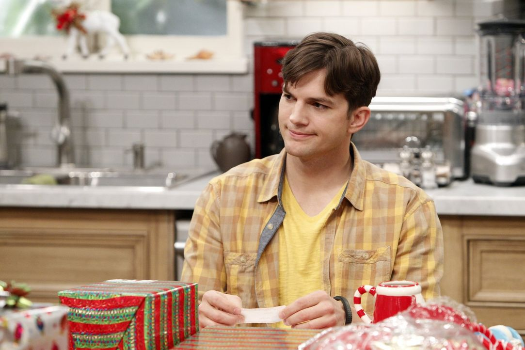 Versucht alles, damit Jenny glücklich ist: Walden (Ashton Kutcher) ... - Bildquelle: Warner Brothers