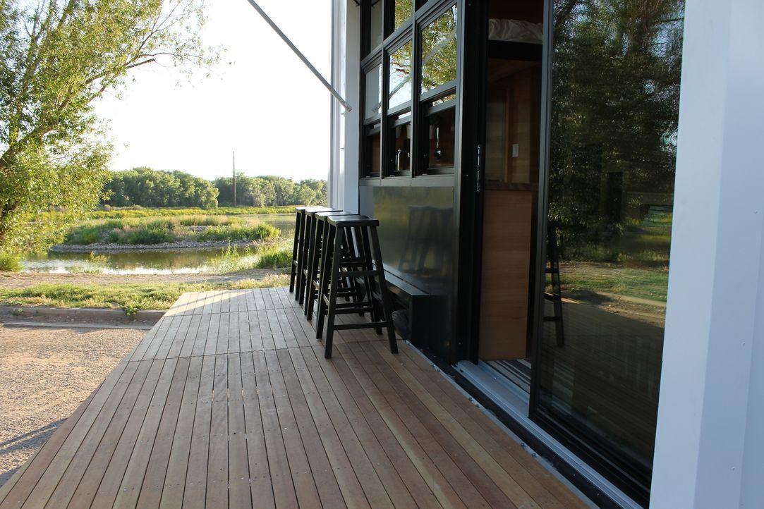 tiny house wohntraum xxs gl serner wohntraum xxs sixx. Black Bedroom Furniture Sets. Home Design Ideas