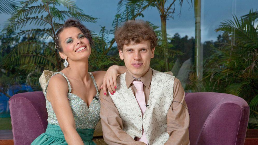 Kamilla und Cedric