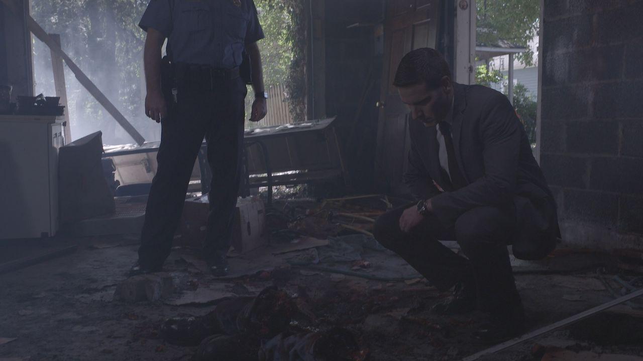 Nach einer geheimnisvollen Explosion in einer verschlafenen Vorstadt-Nachbarschaft findet die Polizei in der Asche verkohlte menschliche Überreste.... - Bildquelle: Jupiter Entertainment