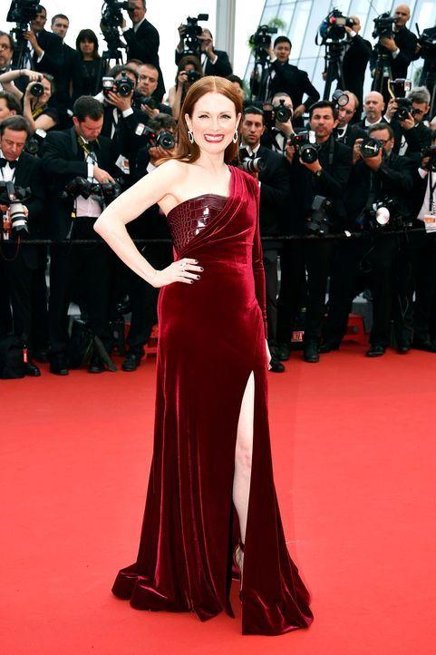 Cannes-Film-Festival-Julianne-Moore-150514-2-dpa - Bildquelle: dpa