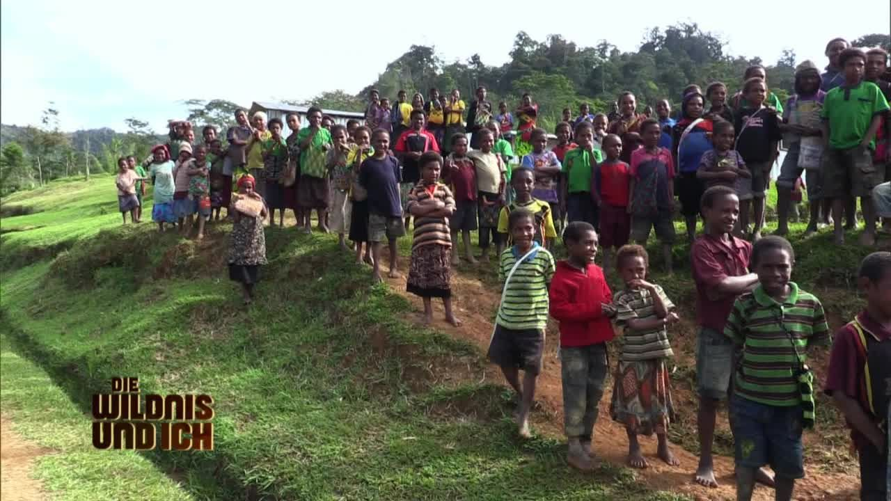 Gress in Papua Neuguinea2 - Bildquelle: kabel eins