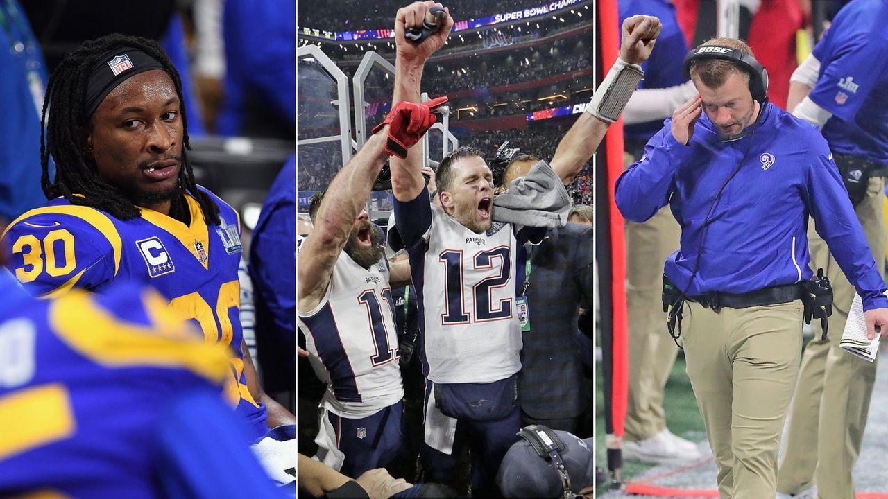 NFL: Die Gewinner und Verlierer vom Super Bowl 2019 - Bildquelle: Getty / Imago