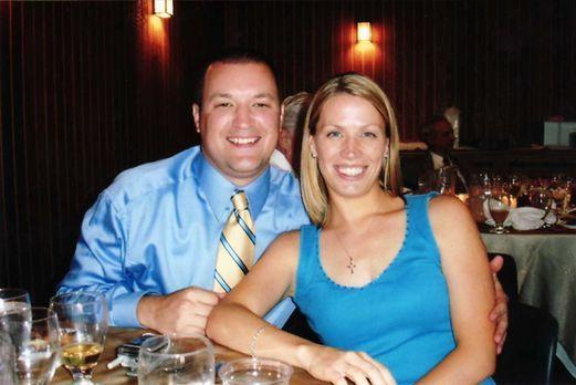 Damals führten Amy Johnson (l.) und Dustin (r.) noch eine glückliche Ehe. Sie...