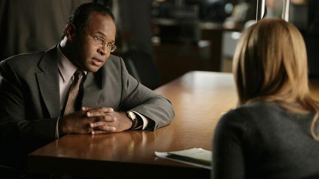 Was hat Jay (Geoffery Owens, l.) mit dem Verschwinden der jungen Bankmanageri...