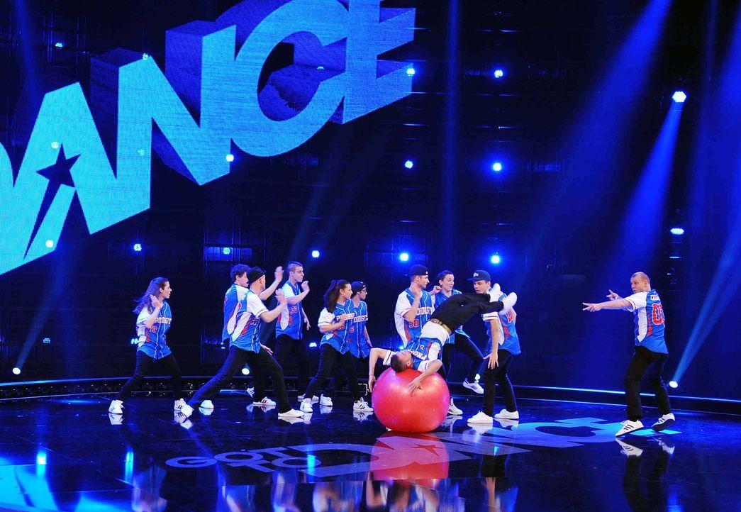Got-To-Dance-Prodigyy-Crew-01-SAT1-ProSieben-Willi-Weber - Bildquelle: SAT.1/ProSieben/Willi Weber