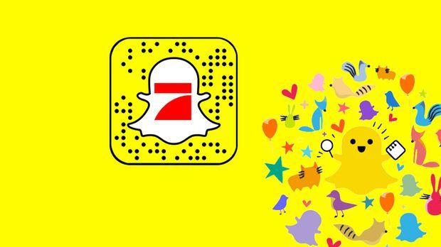 Mit Snapchat hinter den Kulissen von ProSieben