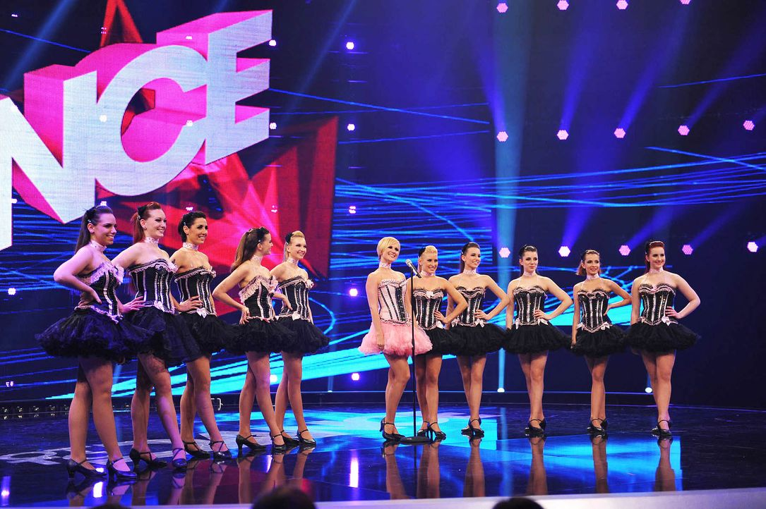 Got-To-Dance-KataMackh-Dance-Company-03-SAT1-ProSieben-Willi-Weber - Bildquelle: SAT.1/ProSieben/Willi Weber