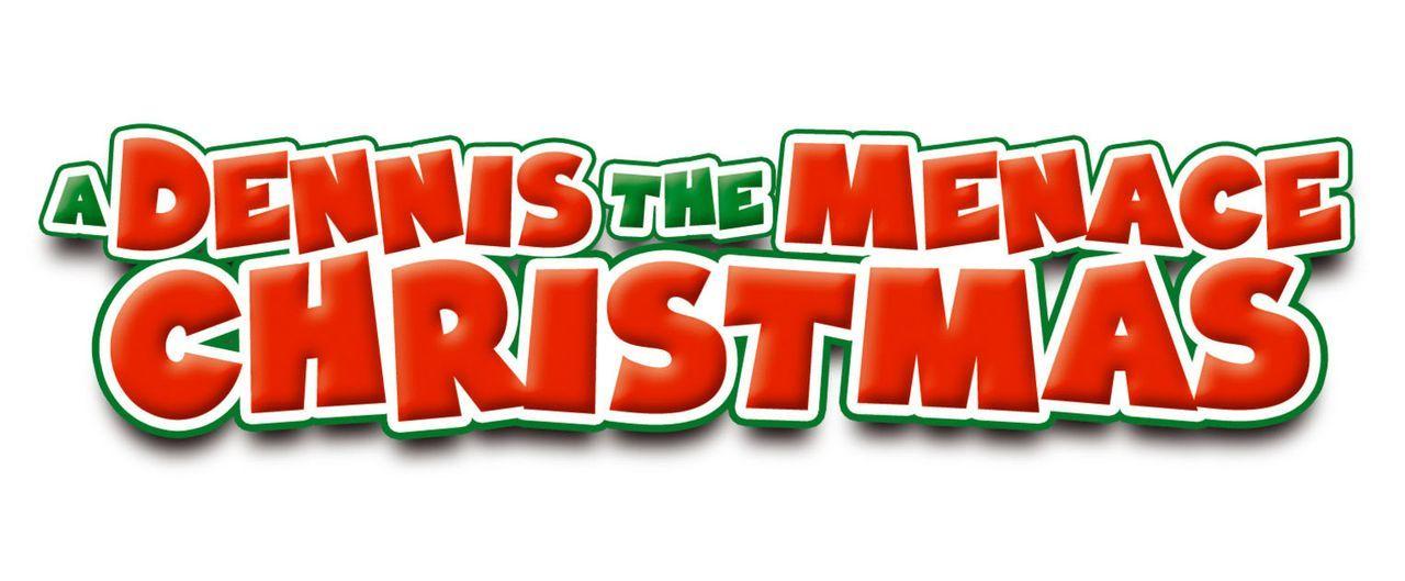 """""""Weihnachten mit Dennis"""" - Logo"""