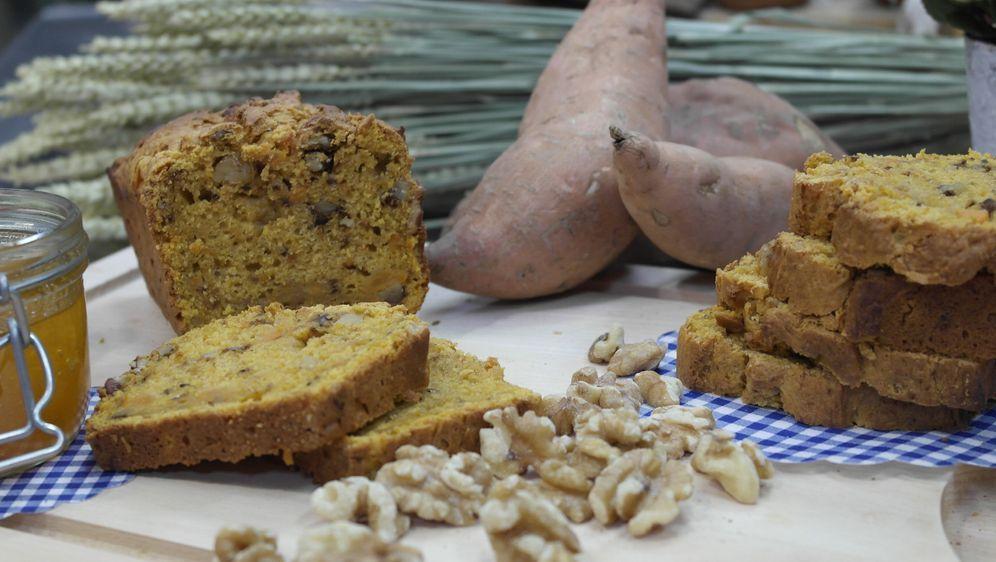 Das Rezept aus Enie backt: Brot mit Süßkartoffeln - Bildquelle: sixx