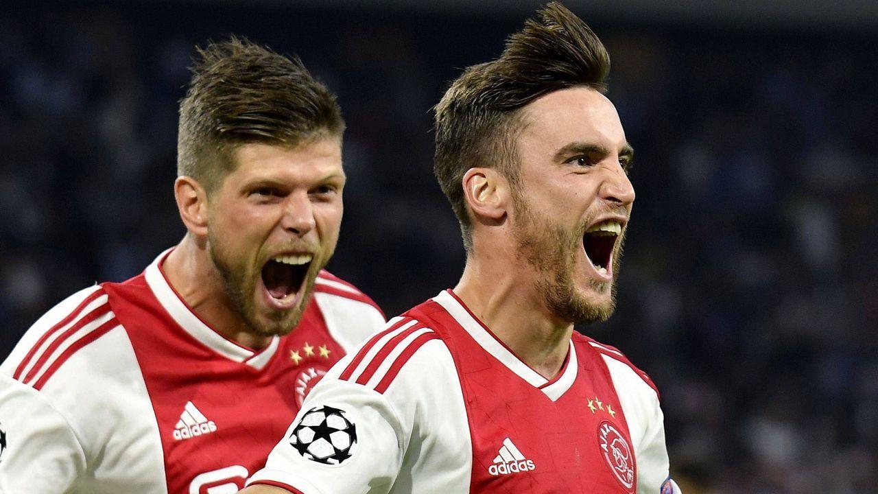 Das ist Bayern-Gegner Ajax Amsterdam - Bildquelle: imago/VI Images