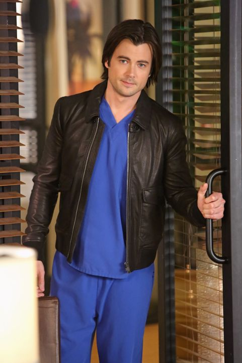 Entschuldigt sich bei Sheldon für sein Verhalten an dem Tag, als Sarah entführt wurde: James (Matt Long) ... - Bildquelle: ABC Studios