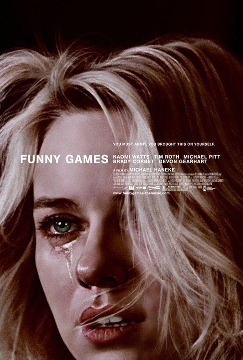 """FUNNY GAMES"" - Plakatmotiv - Bildquelle: 2008 Warner Brothers"