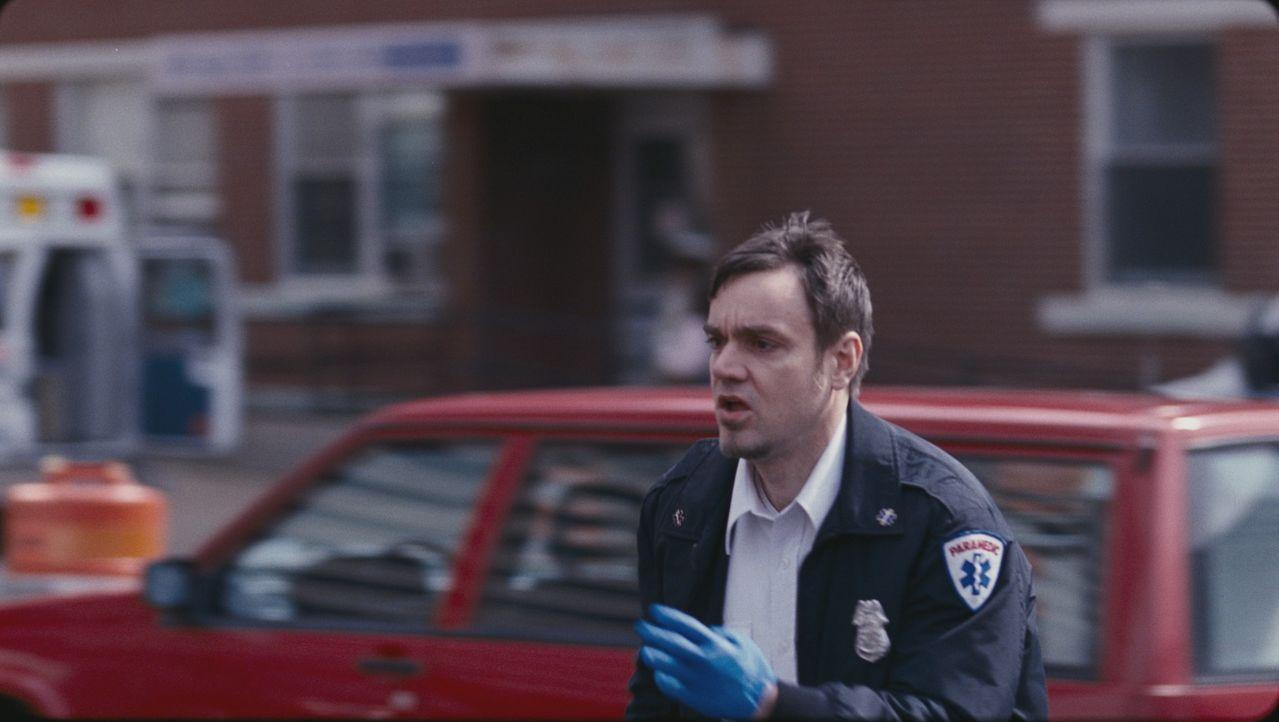 Rechnet nicht mit einem rächenden Herzen: Kevin Stanovich (Jamie Harrold) ...