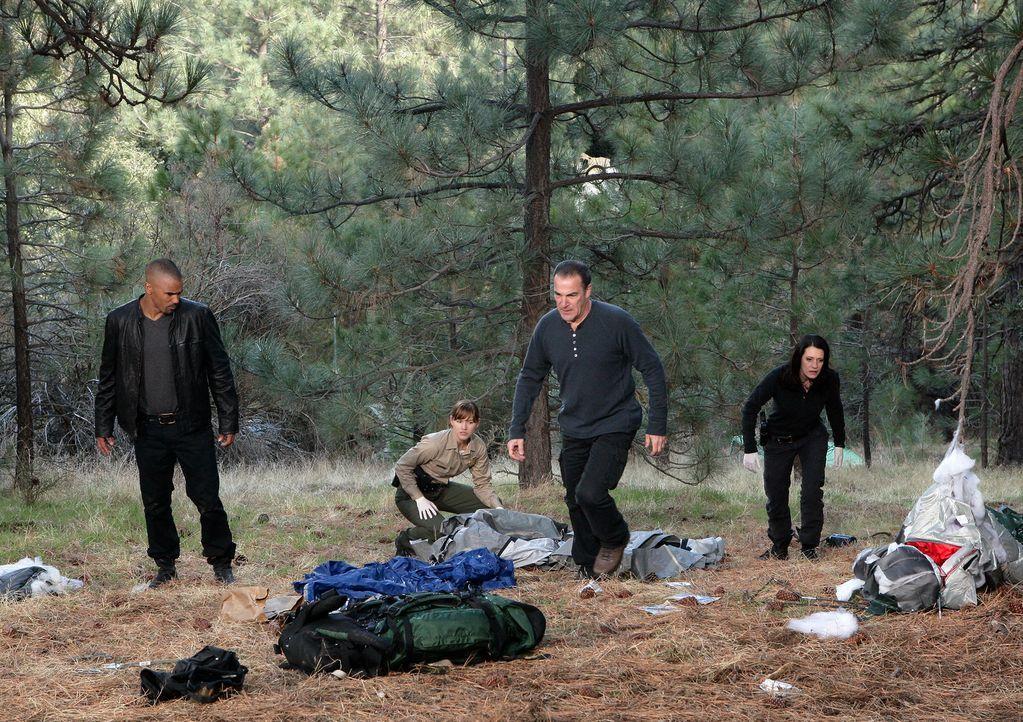 Jedes Jahr im Frühling, kurz vor der Eröffnung der Jagdsaison, verschwinden in den Wäldern vor Idaho Menschen, von denen danach einige tot aufgefund... - Bildquelle: Touchstone Television