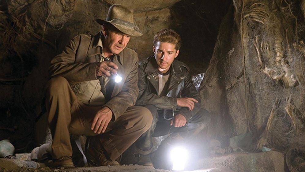 Indiana Jones und das Königreich des Kristallschädels - Bildquelle: Verwendung weltweit, usage worldwide