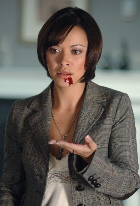 Verfolgt einen düsteren Plan: Tammi (Marisa Ramirez) ... - Bildquelle: Warner Bros. Television