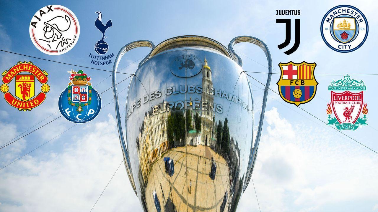 Champions League 18/19: Power Ranking nach dem Achtelfinale - Bildquelle: 2018 Getty Images