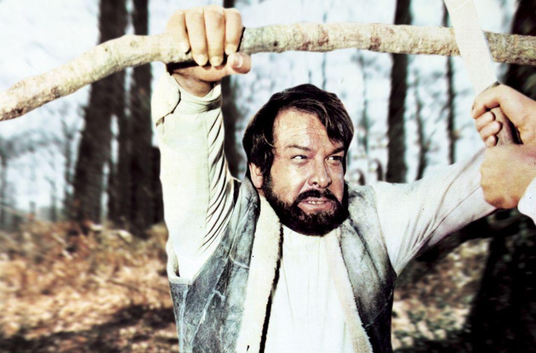 Der Ire O'Bannion (Bud Spencer) wird von dem unschuldig verurteilten Bill Kiowa bezahlt, um mit ihm den Gangsterboss Elfego zu jagen und muss schon...