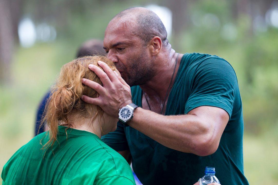 Detlef D! Soost (r.) hat ein Herz für Kämpfertypen ... - Bildquelle: Enrique Cano SAT.1