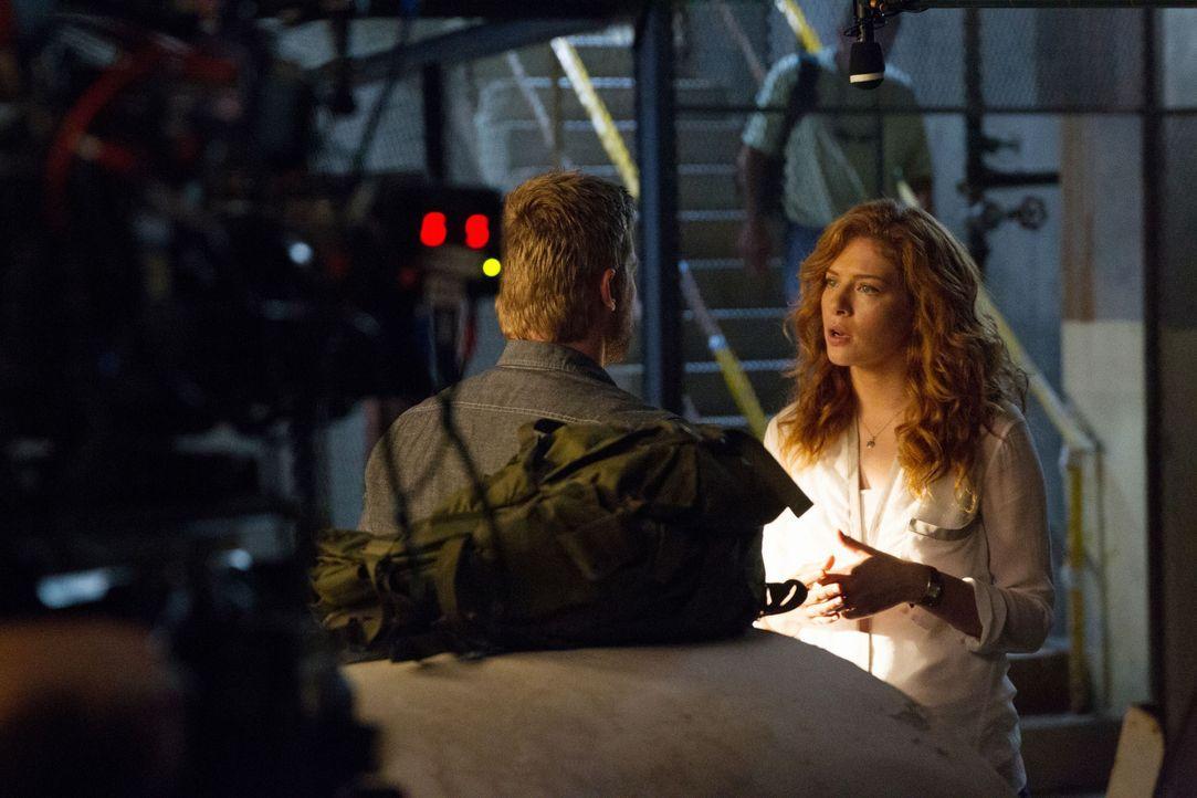 Under The Dome - Behind The Scenes - Bild vom Set der Serie13 - Bildquelle: CBS Television