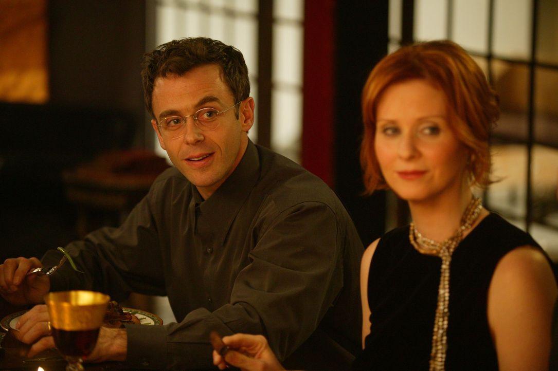 Carries Freundinnen, allen voran Miranda (Cynthia Nixon, r.), sind von ihrer Entscheidung zutiefst beunruhigt, da sie ihnen überhaupt nicht durchda... - Bildquelle: Paramount Pictures