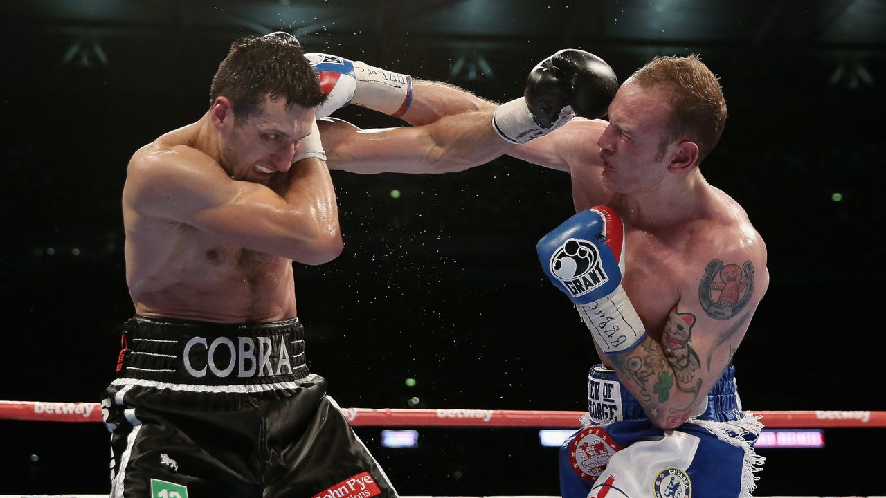 George Groves vs. Carl Froch 2 - Bildquelle: Getty Images