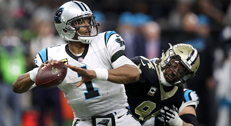 Platz 14: Carolina Panthers - Bildquelle: 2018 Getty Images