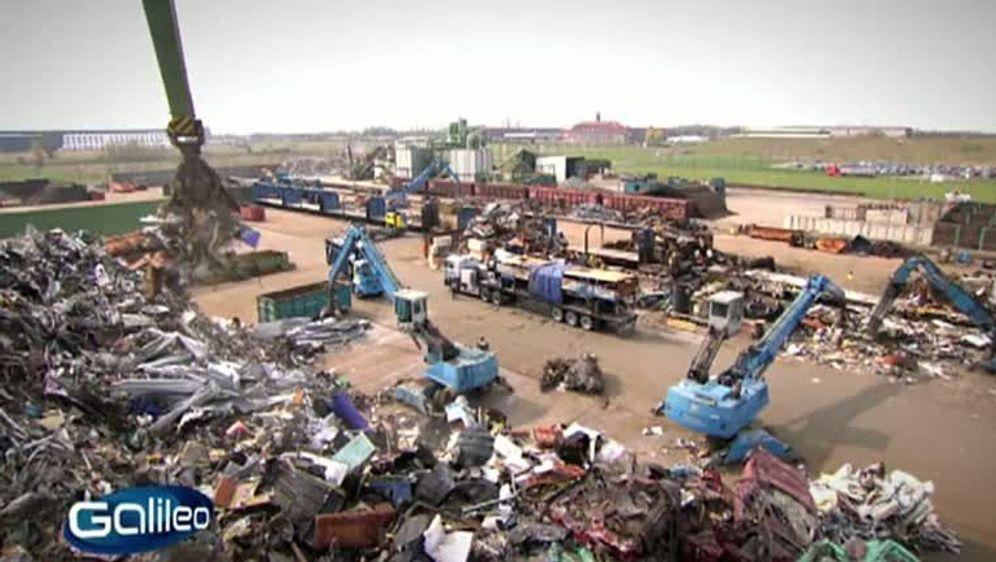 Ort der Woche - Müllhalde