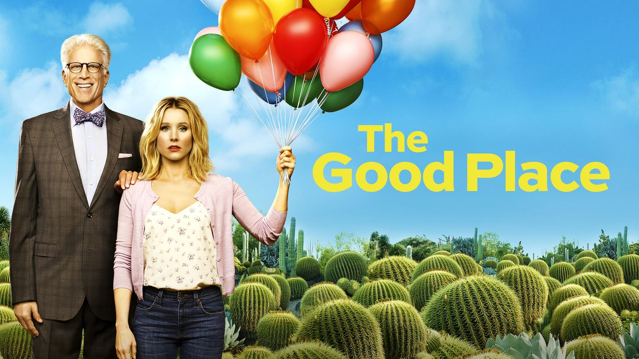 (2. Staffel) -  The Good Place - Artwork - Bildquelle: 2017 Universal Television LLC. ALL RIGHTS RESERVED.