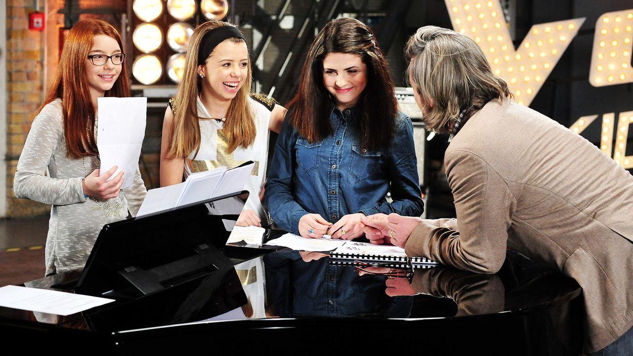 The-Voice-Kids-Stf02-Epi05-Chiara-Alex-Amina-8-SAT1-Andre-Kowalski - Bildquelle: SAT.1/Andre Kowalski