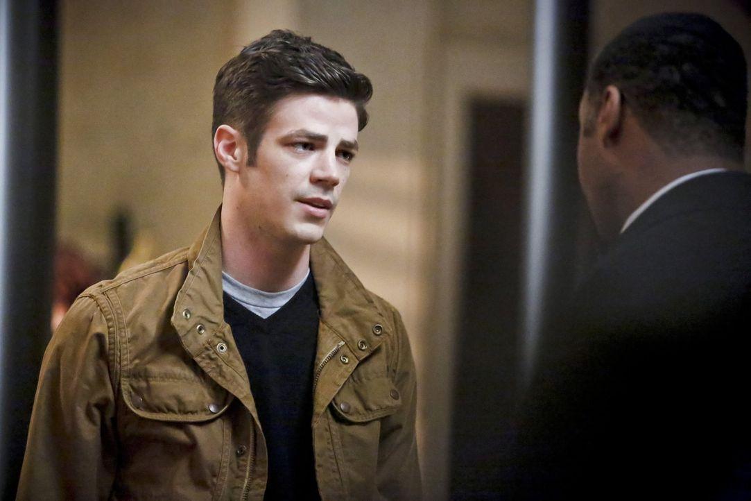 Barry (Grant Gustin) trifft eine Entscheidung, die ihn töten oder wieder zu The Flash werden lassen könnte ... - Bildquelle: Warner Bros. Entertainment, Inc.