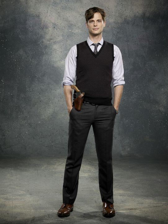 (7. Staffel) - Versucht, jeden Serientäter zu entlarven: Dr. Spencer Reid (Matthew Gray Gubler) ... - Bildquelle: ABC Studios