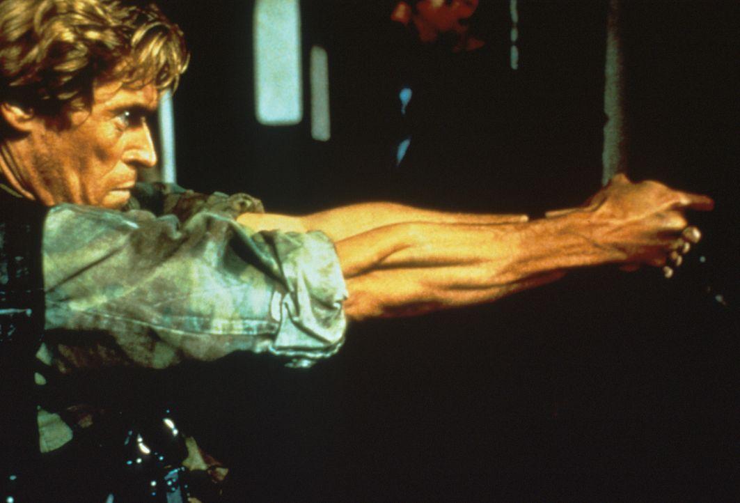 Clarks (Willem Dafoe) Spezialeinheit soll geopfert werden ... - Bildquelle: Paramount Pictures