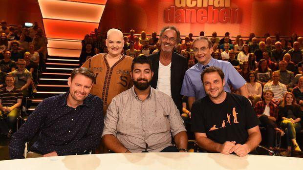 Genial Daneben - Die Comedy Arena - Genial Daneben - Die Comedy Arena - Hella Ganz Von Sinnen: Es Wird Geraten, Was Das Zeug Hält