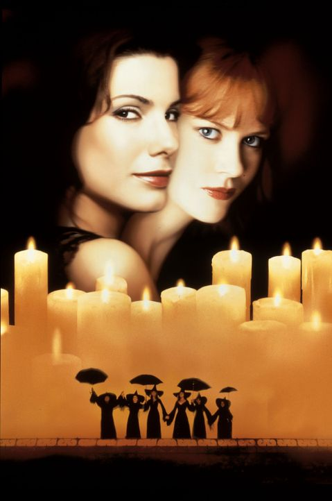 """""""Zauberhafte Schwestern"""" - Artwork - Bildquelle: Warner Brothers"""