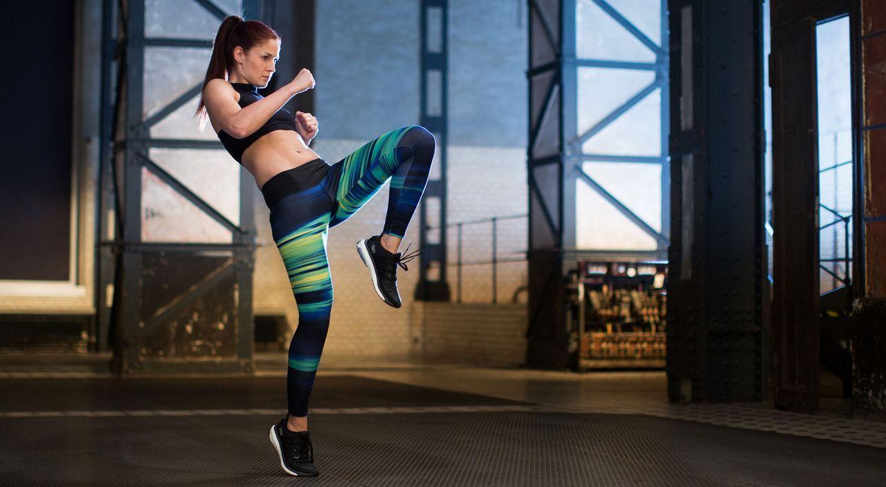 Marie Lang: So sexy ist die neue Kickbox-Queen