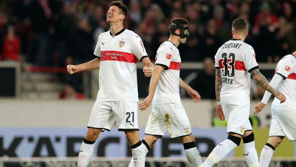 Sieg für Mario Gomez und den VfB Stuttgart - Bildquelle: FIROFIROSID
