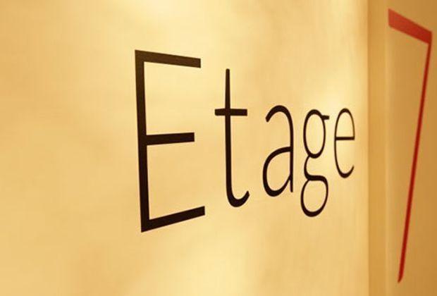 Etage 7 Logo Studio stage