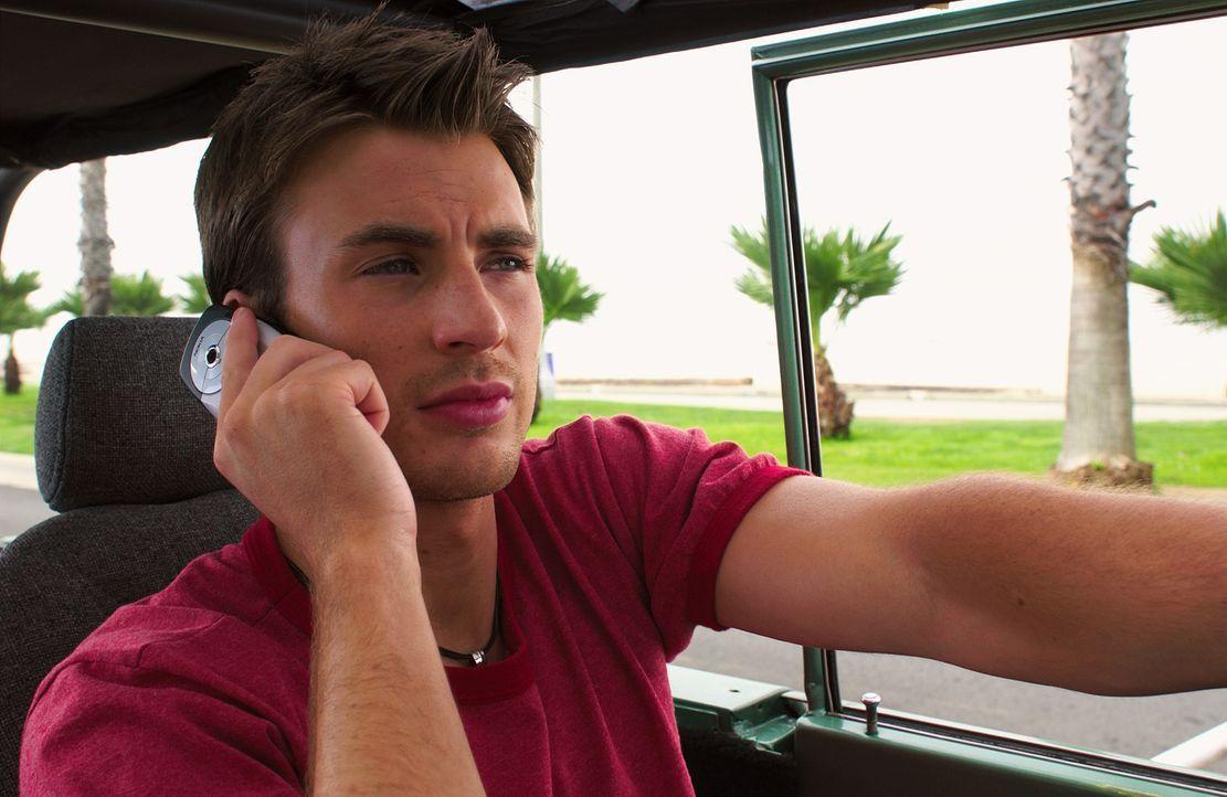 Ryan (Chris Evans) hat das Leben von Jessica und ihrer Familie in seiner Hand. Aber was erwartet ihn am anderen Ende der Telefonleitung? Welchen Pre... - Bildquelle: Warner Bros. Pictures